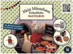 Bastelbox - Mein Mäusehaus-Einkaufsladen
