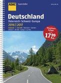 ADAC SuperStraßen Deutschland, Österreich, Schweiz & Europa 2016/2017