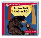 Ab ins Bett, kleiner Bär und andere Gute-Nacht-Geschichten, Audio-CD