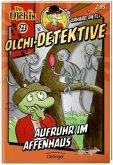 Aufruhr im Affenhaus / Olchi-Detektive Bd.21