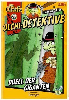 Buch-Reihe Olchi-Detektive von Dietl & Iland-Olschewski