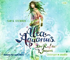 Der Ruf des Wassers / Alea Aquarius Bd.1 (4 Audio-CDs) - Stewner, Tanya