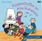 Klassentreffen bei Miss Braitwhistle / Miss Braitwhistle Bd.4 (2 Audio-CDs)