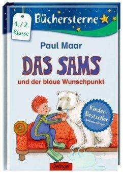 Das Sams und der blaue Wunschpunkt / Das Sams Büchersterne Bd.2 - Maar, Paul