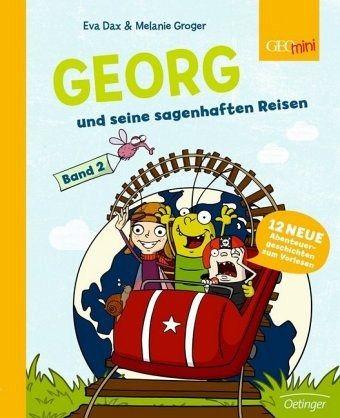 Buch-Reihe Georg
