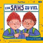 Ein Sams zu viel / Das Sams Bd.8 (2 Audio-CDs)