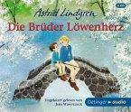 Die Brüder Löwenherz, 5 Audio-CDs