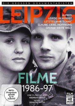 Andreas Voigt - Leipzig Filme 1986-1997 (2 Discs)