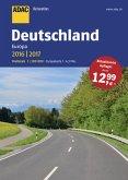 ADAC ReiseAtlas Deutschland, Europa 2016/2017