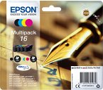 Epson DURABrite Ultra Multipack BK/C/M/Y T 162 T 1626