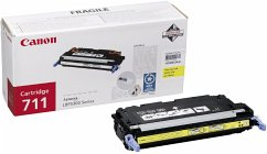 Canon Toner Cartridge 711 Y yellow