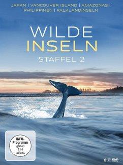 Wilde Inseln - Staffel 2 (2 Discs) - Diverse