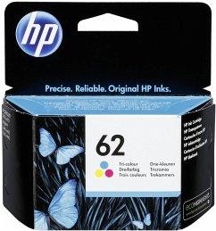 HP C2P06AE Tintenpatrone 3-farbig No. 62
