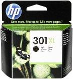 HP CH 563 EE Tintenpatrone schwarz No. 301 XL