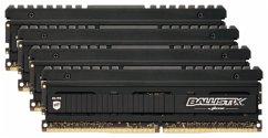 Crucial Ballistix Elite 32GB Arbeitsspeicher - PC - Kit 8GBx4 DDR4 2666 MT/s