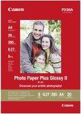 Canon PP-201 A 4 20 Blatt 275 g Photo Paper Plus Glossy II