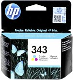 HP C 8766 EE Tintenpatrone color Nr. 343 7 ml