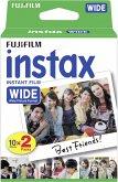 1x2 Fujifilm Instax Film wide glossy
