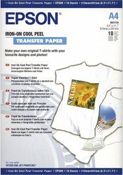 Epson T-Shirt Folie A 4, 10 Blatt S 041154