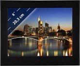 Hama 8SLB Slim Basic 20,32 cm (8 Zoll) Bilderrahmen (1024 x 768 Pixel, 4:3 Seitenverhältnis)