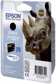 Epson DURABrite Ultra Ink T 100 Tintenpatrone schwarz T 1001