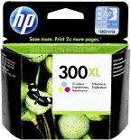 HP CC 644 EE Tintenpatrone 3-farbig No. 300 XL