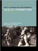 Quality, Evidence and Effectiveness in Health Promotion (eBook, PDF)