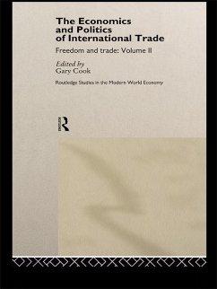 The Economics and Politics of International Trade (eBook, PDF)
