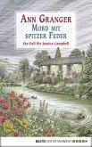 Mord mit spitzer Feder / Jessica Campbell Bd.4 (eBook, ePUB)