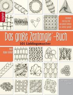 Das große Zentangle-Buch (eBook, PDF) - Winkler, Beate