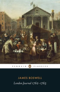 London Journal 1762-1763 (eBook, ePUB) - Boswell, James