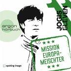 Jogis Eleven - Mission Europameischter, 1 Audio-CD