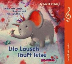 Lilo Lausch läuft leise, Audio-CD