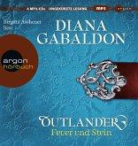 Outlander - Feuer und Stein / Highland Saga Bd.1 (4 MP3-CDs)