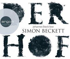 Der Hof, 6 Audio-CDs - Beckett, Simon