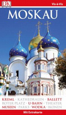 Vis-à-Vis Reiseführer Moskau