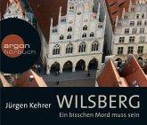 Ein bisschen Mord muss sein / Wilsberg Bd.19 (4 Audio-CDs)