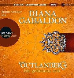 Outlander - Die geliehene Zeit / Highland Saga Bd.2 (4 MP3-CDs) - Gabaldon, Diana
