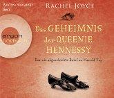 Das Geheimnis der Queenie Hennessy, 6 Audio-CDs