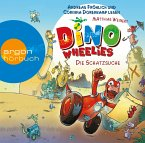 Die Schatzsuche / Dino Wheelies Bd.1 (Audio-CD)