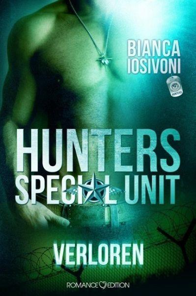 Buch-Reihe HUNTERS - Special Unit von Bianca Iosivoni