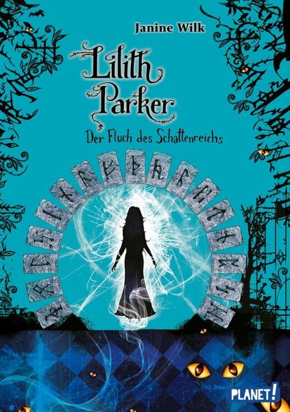 Buch-Reihe Lilith Parker