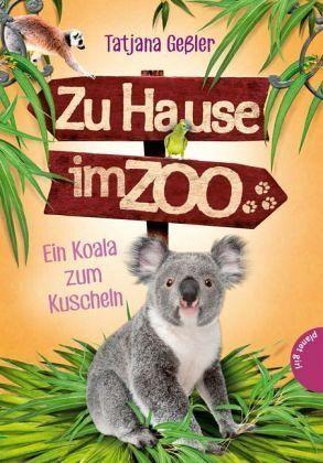 Buch-Reihe Zu Hause im Zoo von Tatjana Geßler