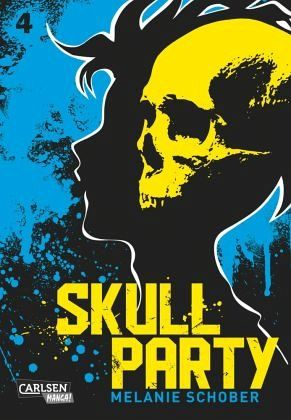 Buch-Reihe Skull Party