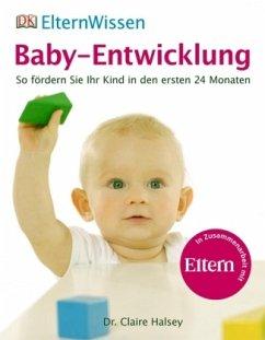 Baby-Entwicklung (Mängelexemplar) - Halsey, Claire