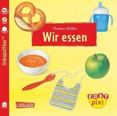 Wir essen - Müller, Thomas