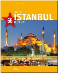 Best of ISTANBUL - 66 Highlights - Siepmann, Martin; Mill, Maria