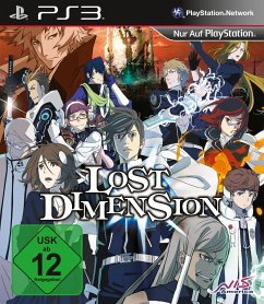 Lost Dimension (PlayStation 3)