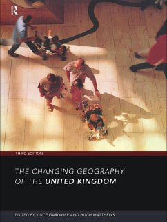 The Changing Geography of the UK (eBook, ePUB)