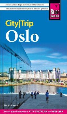 Reise Know-How CityTrip Oslo (eBook, PDF) - Schmidt, Martin